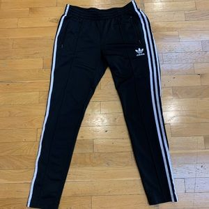 Adidas Originals Black Trackpants